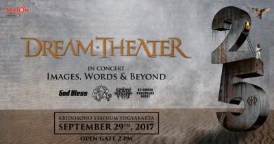 Dream Theater Siap Beraksi di Hadapan Penggemar Yogyakarta